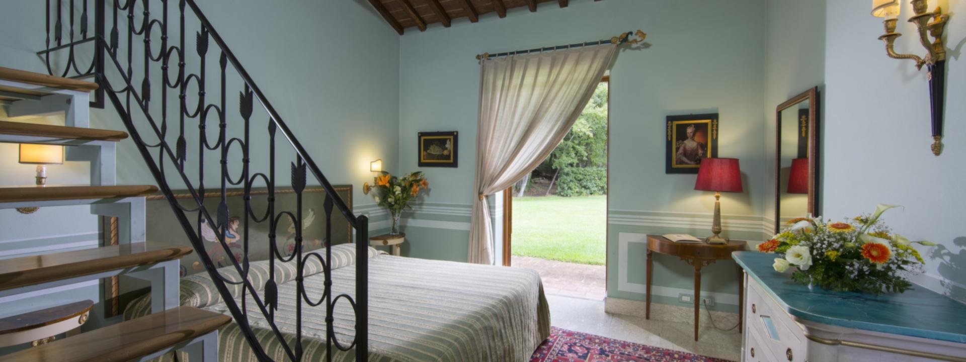 Hotel Dove Dormire a Monteriggioni – Il Piccolo Castello