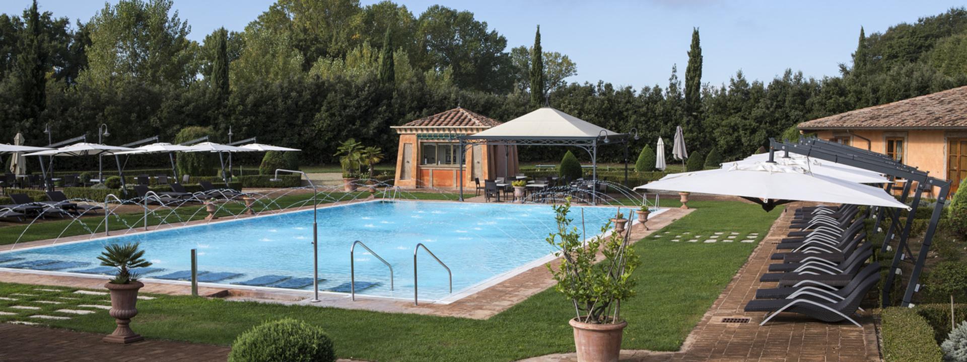 Hotel con Centro Benessere Siena – Il Piccolo Castello